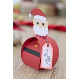 Gemini Kerst verpakking snijmal - Love From Santa