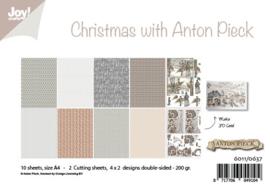 Kerst met Anton Pieck