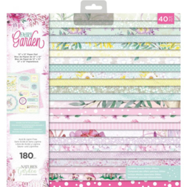 Fairy Garden - Paperpad 30x30 cm