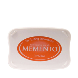 Memento Ink Pad Tangelo