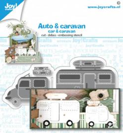 Joy Stansmal - Auto/caravan