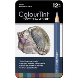 Spectrum Noir Colourtint potloden a 12 stuks - Natuur