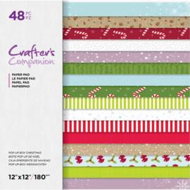 30x30 cm Kerst Paperpad