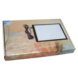 Ultradun Lichtpaneel A4 - Dimbaar
