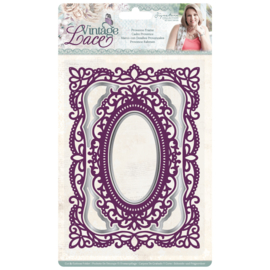 Vintage Lace - Cut&Emboss folder - Provence Frame