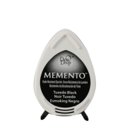 Memento Dew Drop Ink Pad Tuxedo Black
