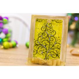 Gemini Create-a-Card - Swirling Tree