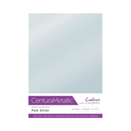 Crafter's Companion Centura Metallic Pale silver