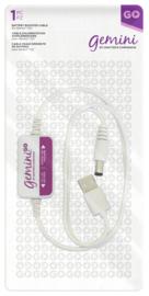 Gemini GO Accessoires - Booster kabel