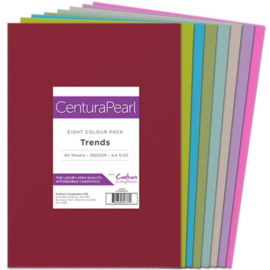 Crafter's Companion Centura Pearl (40 vel) - Trends