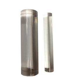 Acryl cilinder Stempelbloks (2st)
