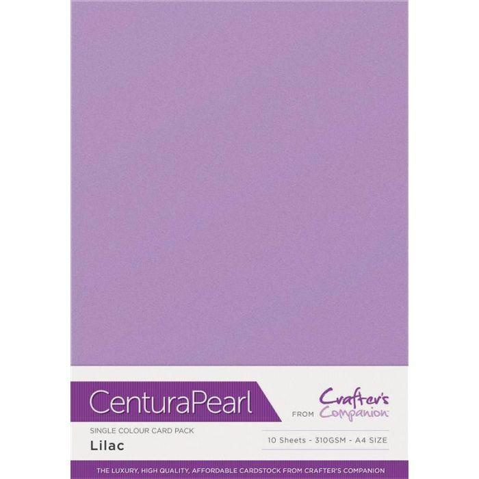 Crafter's Companion Centura Pearl - Lilac (Lila)