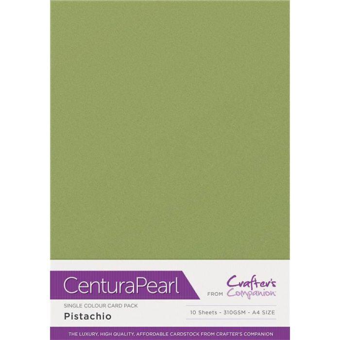 Crafter's Companion Centura Pearl - Pistachio (Pistache)