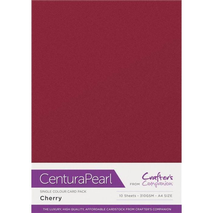 Crafter's Companion Centura Pearl - Cherry (Kers)