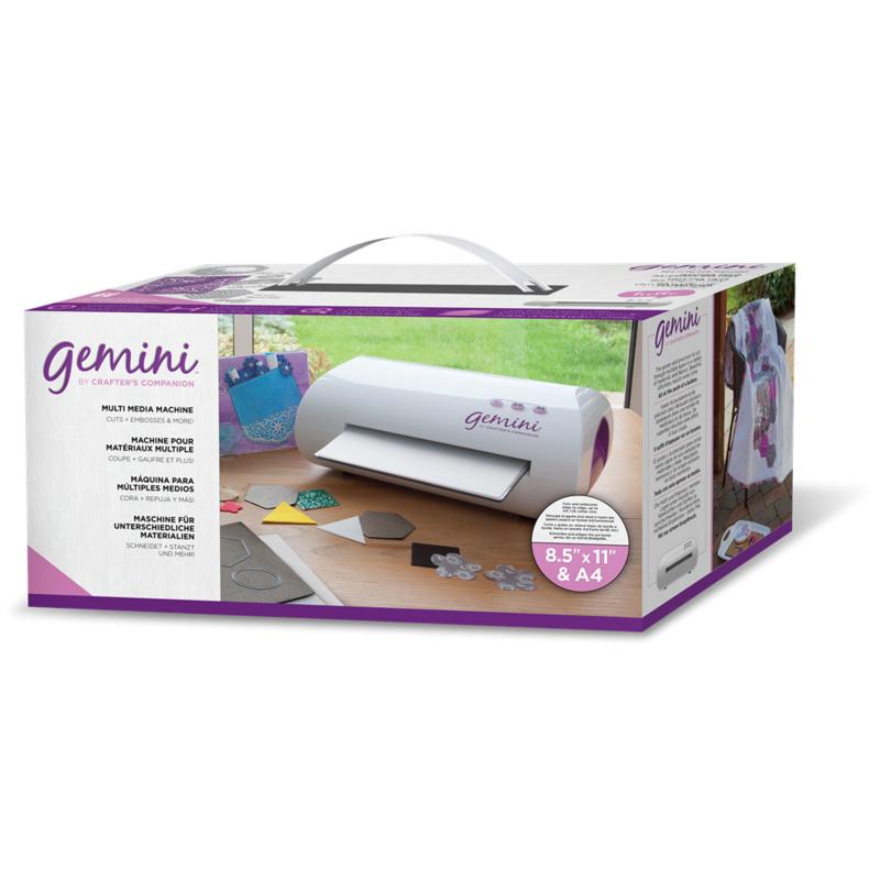 Gemini Multi Media Machine A4