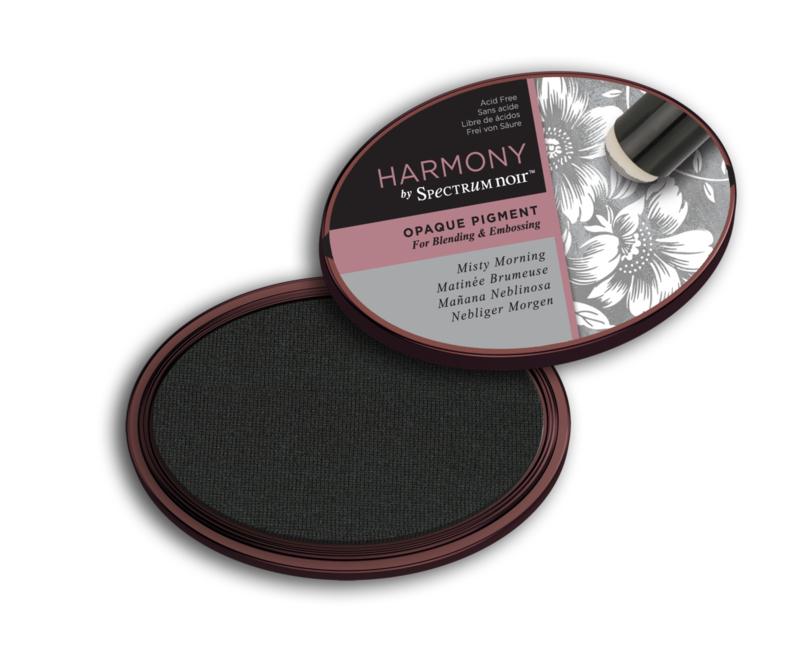 Spectrum Noir Inktkussen - Harmony Opaque Pigment - Misty Morning (Mistige ochtend)