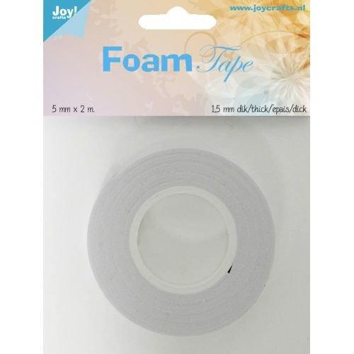 Foam Tape 1,5 mm (5mm breed)