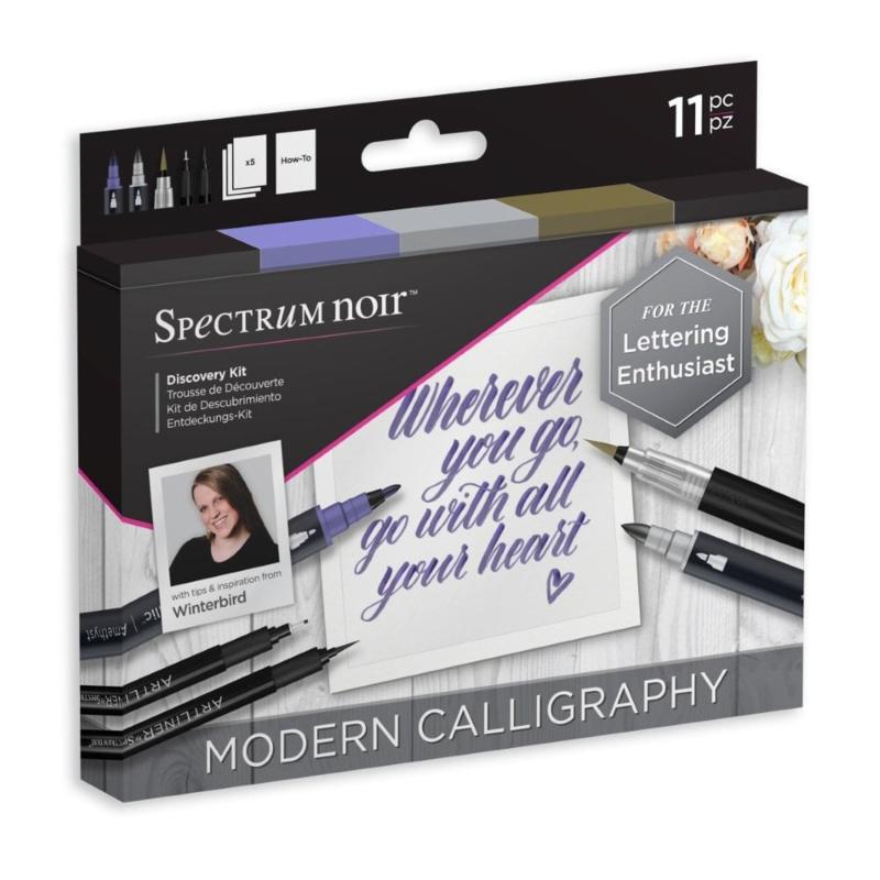 Spectrum Noir Discovery Kit - Modern Calligraphy/Handlettering