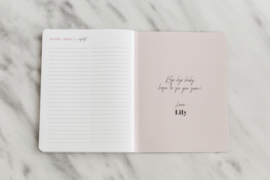 Weekplanner Lily Stripe