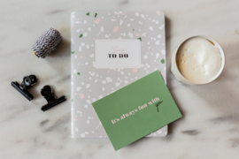 Weekplanner Lily Stone