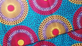 Hoofddoek Wax Block Prints