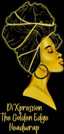 Golden Queen poster (A3)