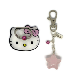 Hello Kitty Blush - Kawaii telefoon ring