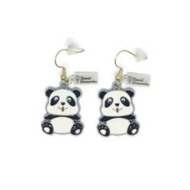 Charming Panda - Kawaii oorbellen