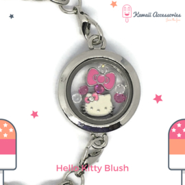 Hello Kitty Blush Locket - armband