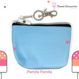 Panda Panda - Kawaii portemonnee / kawaii make up tasje