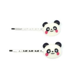 Panda Panda - Kawaii haarspelden