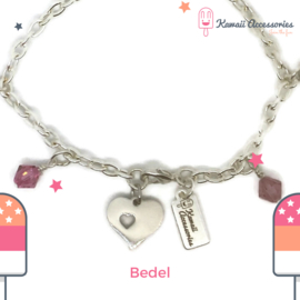 Sparklelicious Charm - Kawaii armband