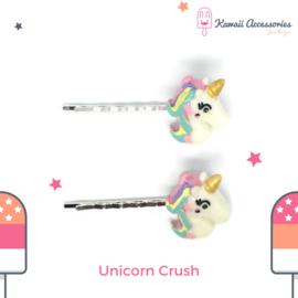 Unicorn Crush - Kawaii haarspelden