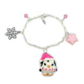 Penguin Love Charm - Kawaii armband