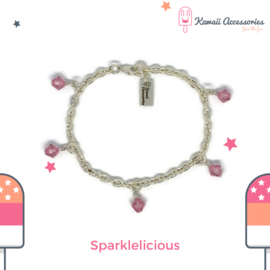 Sparklelicious Charm - armband