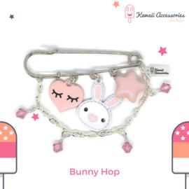 Bunny Hop - Broche