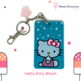 Hello Kitty Blush ID - Tas-/ Sleutelhanger