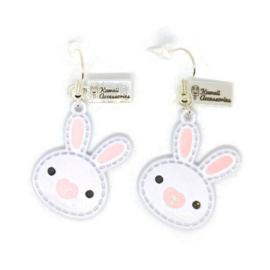 Bunny Hop - Kawaii oorbellen