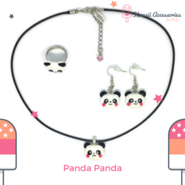 Panda Panda - Kawaii accessoire set