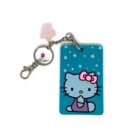 Hello Kitty Blush ID - Kawaii tashanger / sleutelhanger
