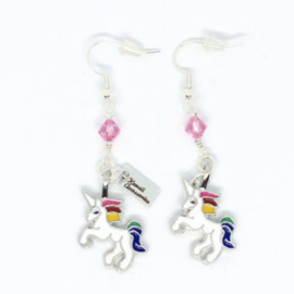 Unicorn Crush Charm - Kawaii oorbellen