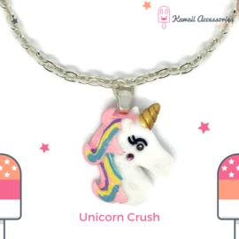 Unicorn Crush Charm  - Kawaii armband