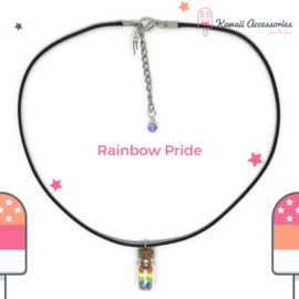 Rainbow Pride - Kawaii ketting