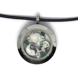 Panda Panda Locket - Kawaii ketting