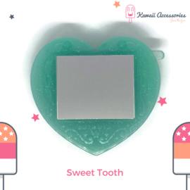 Sweet Tooth - Kawaii  make up spiegel