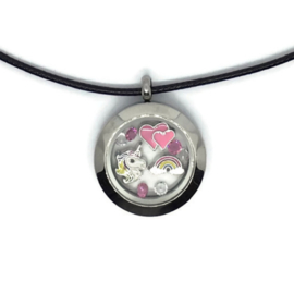 Unicorn Crush Locket - Kawaii ketting