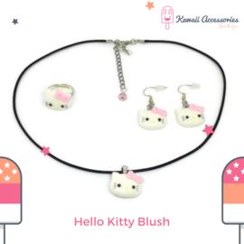 Hello Kitty Blush - Kawaii accessoire set