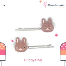 Bunny Hop - Kawaii haarspelden