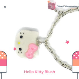 Hello Kitty Blush Charm - armband