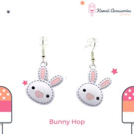 Bunny Hop - Kawaii earrings
